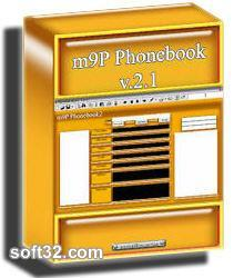 m9P Phonebook2 Screenshot
