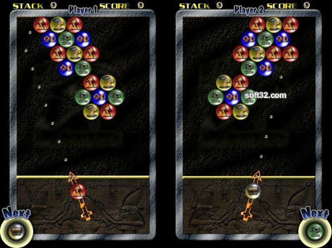 Pharaohs Bubbles Screenshot 3
