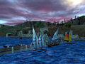 Seascape 3D Screensaver 3