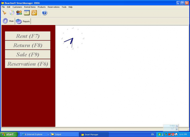 Boachsoft SmartManager Screenshot 1