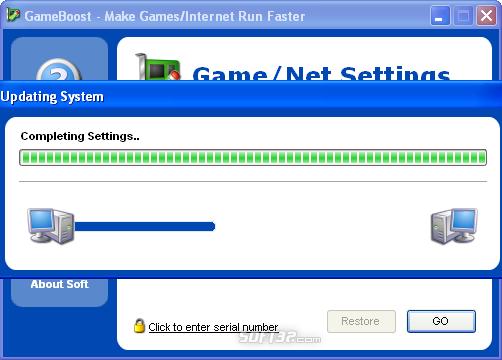 GameBoost Screenshot 4