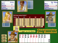 Championship Five Hundred for Windows 1