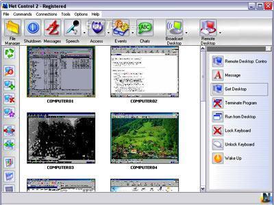 Net Control 2 Screenshot 2