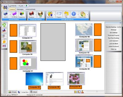 Net Control 2 Screenshot 3