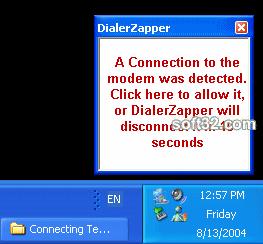 DialerZapper Screenshot 2