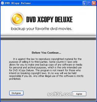 DVD XCopy Deluxe Screenshot 7