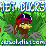 Jet Ducks Screenshot