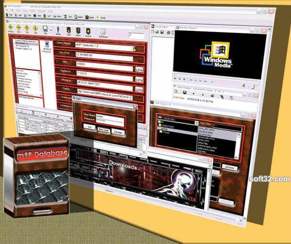 m9P Database Screenshot 1