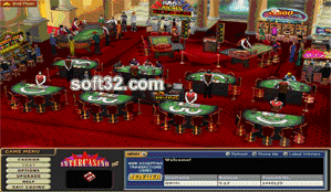 Inter Casino Screenshot 1