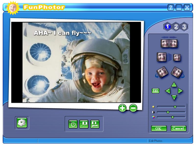 FunPhotor Screenshot