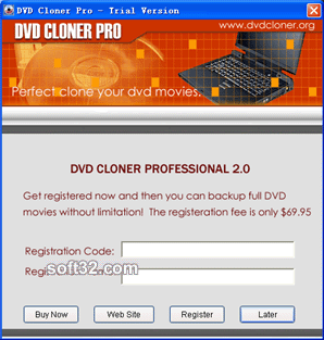 DVD Cloner Pro Screenshot 3