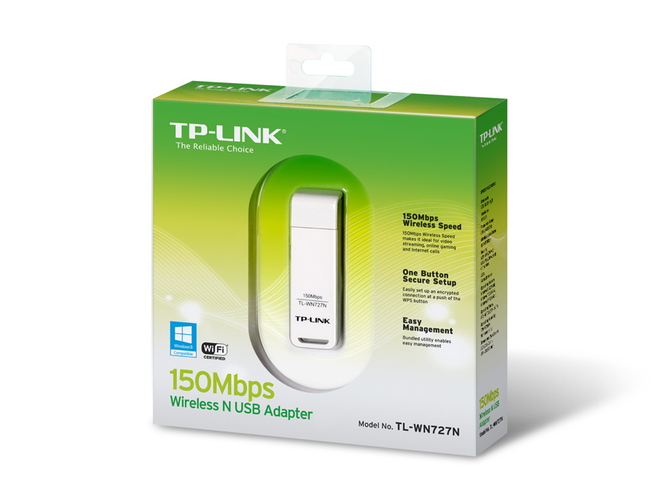 Download TP-LINK TL-WN727N Wireless Adapter Driver 4 1