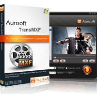 Aunsoft TransMXF Screenshot
