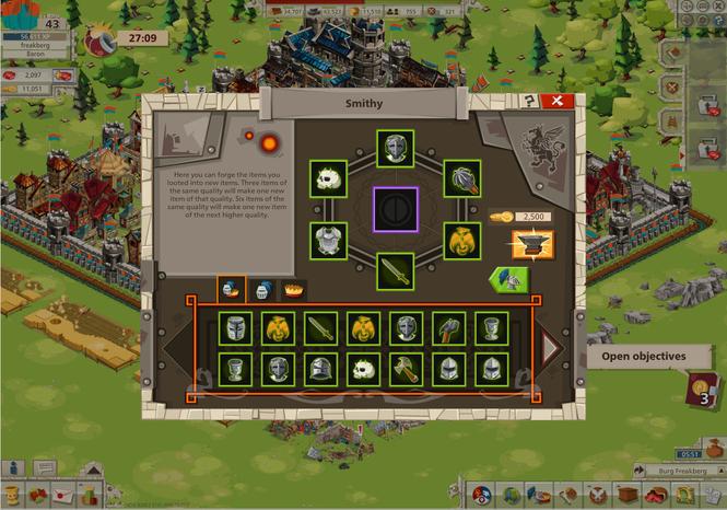 Goodgame Empire Screenshot 4