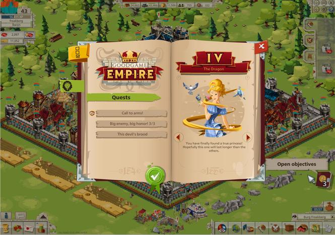Goodgame Empire Screenshot 6