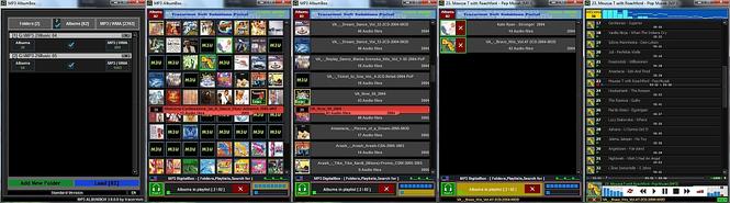 Mp3 AlbumBox Standard Screenshot 1