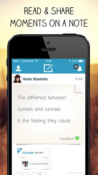 Heyku Screenshot