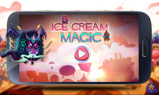 Ice Cream Magic - Cooking Games Screenshot
