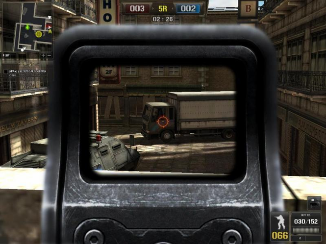 Point Blank Screenshot 3