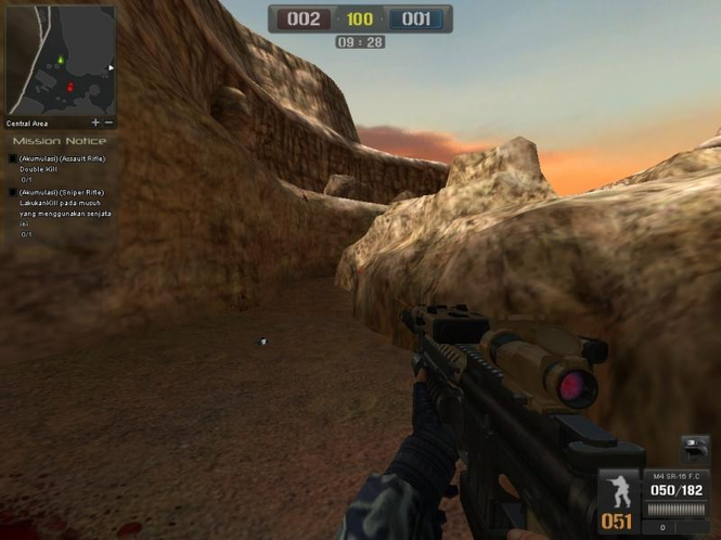 Point Blank Screenshot 1
