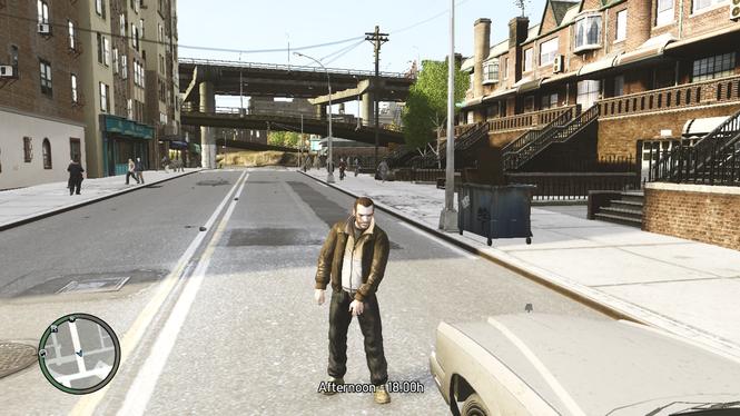 Grand Theft Auto IV Patch 1.0.7.0 Screenshot 2