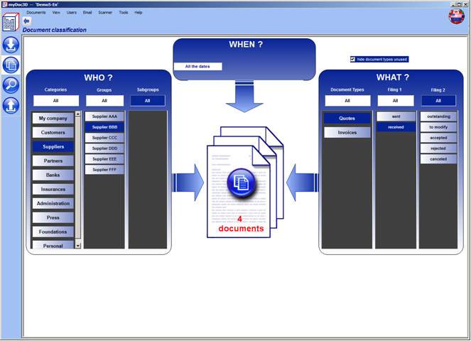 myDoc3D Screenshot