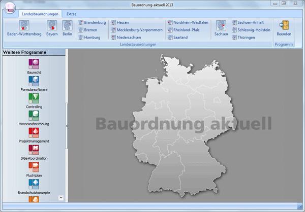 Bauordnung-aktuell Screenshot