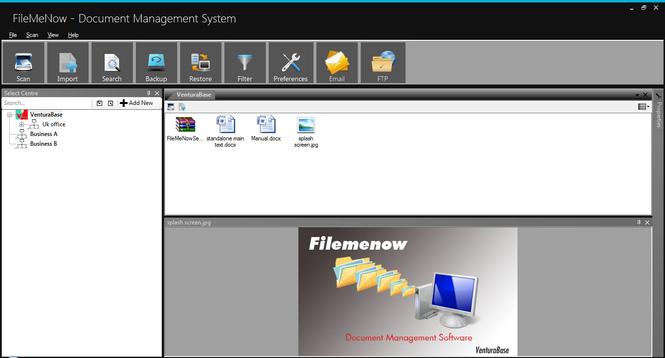 Filemenow Screenshot 1