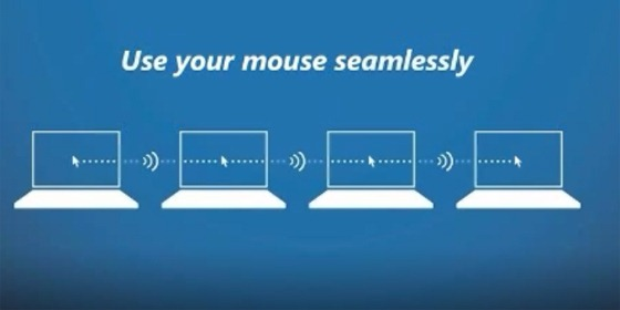 Microsoft Mouse without Borders Screenshot