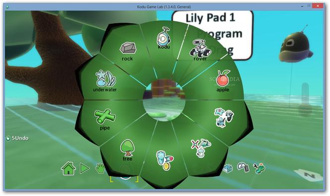 Microsoft Kodu Screenshot 2