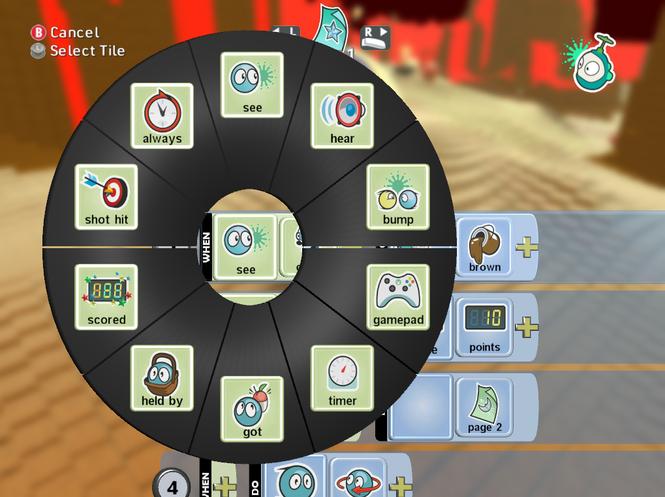Microsoft Kodu Screenshot 3