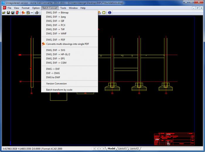 AIGraph CAD Viewer Screenshot