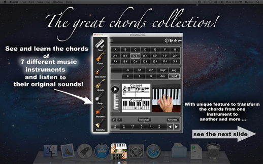 ChordsMaestro Screenshot