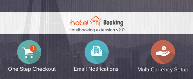 Hotel Booking Extension Screenshot 1