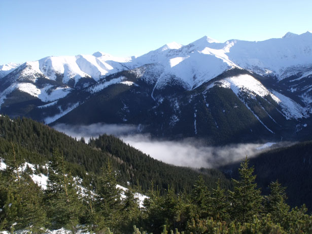 Alaska Blue Mountain Jigsaw Puzzle Screenshot