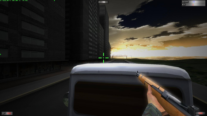 Robox Invasion Screenshot 1