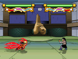 Naruto M.U.G.E.N Screenshot