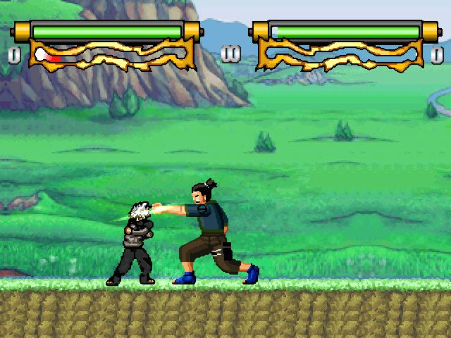 Naruto M.U.G.E.N Screenshot 2