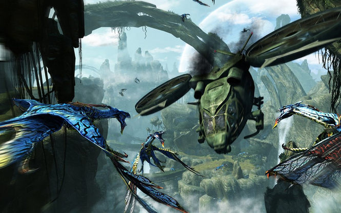 Avatar: The Game Patch Screenshot 7