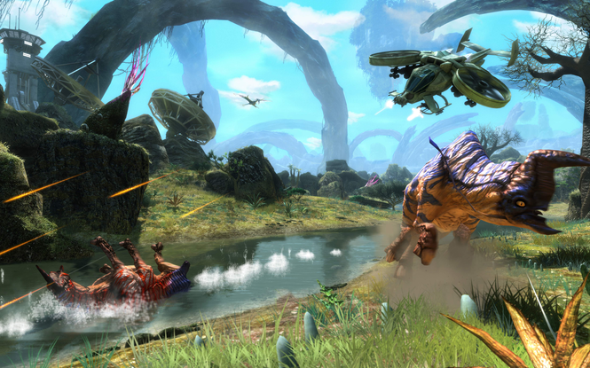 Avatar: The Game Patch Screenshot