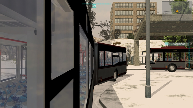 European Bus Simulator 2012 Screenshot