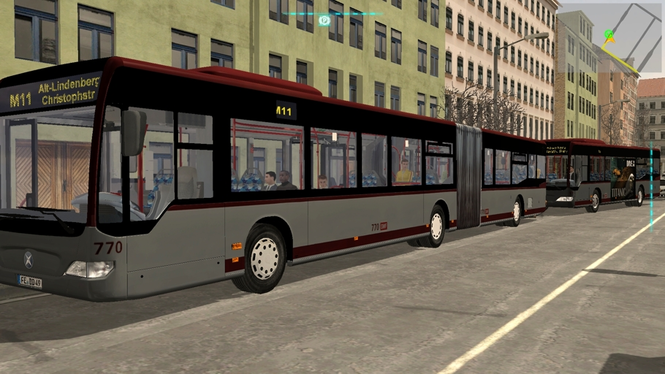 European Bus Simulator 2012 Screenshot 2