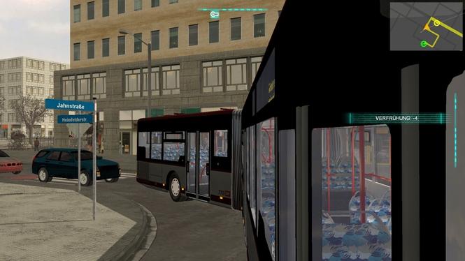 European Bus Simulator 2012 Screenshot 4