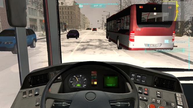 European Bus Simulator 2012 Screenshot 6