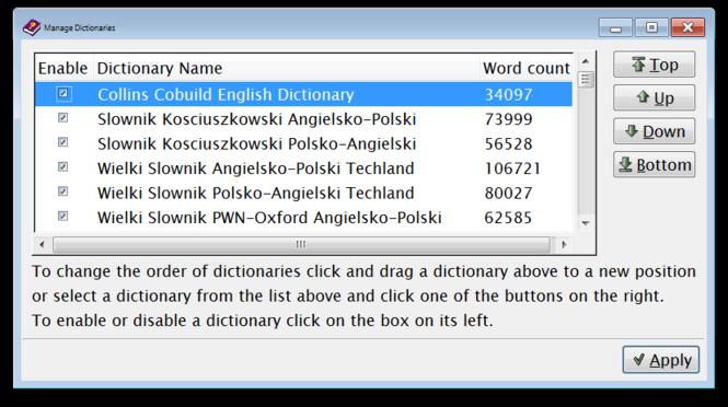 Ultimate Dictionary Screenshot 3