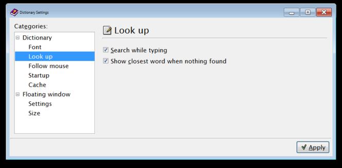 Ultimate Dictionary Screenshot 5
