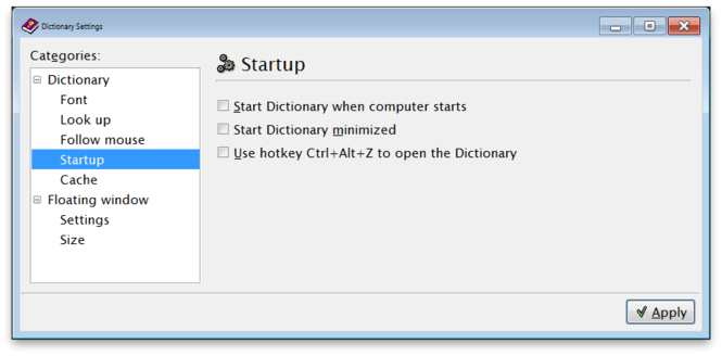 Ultimate Dictionary Screenshot 7