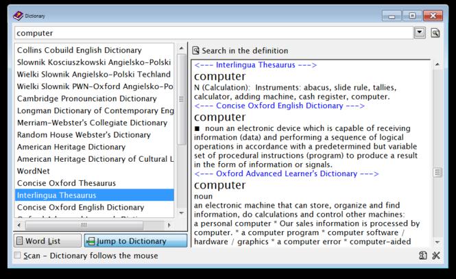 Ultimate Dictionary Screenshot 11