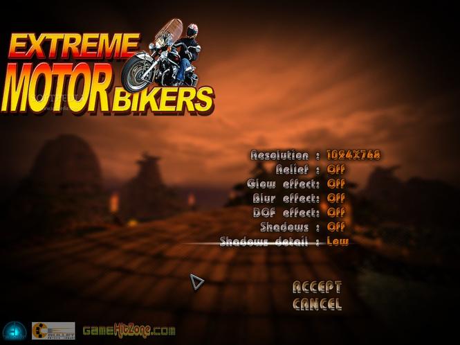Extreme Motorbikers Screenshot 2
