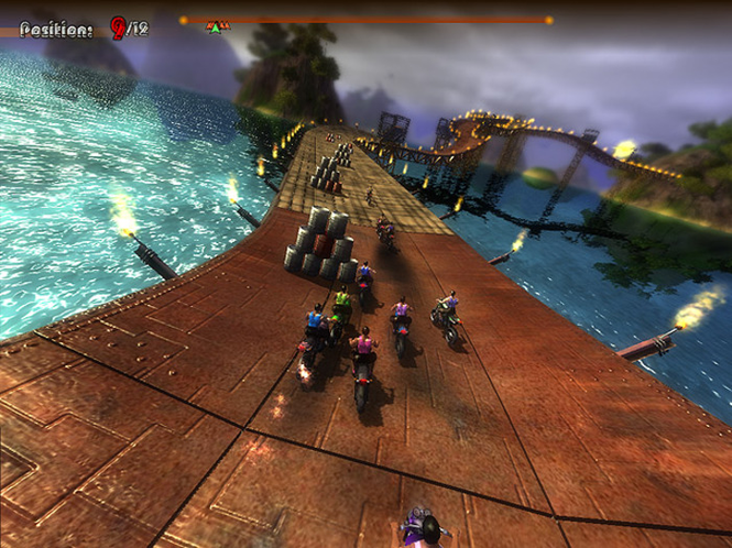Extreme Motorbikers Screenshot 3